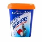 Bột tẩy rửa cặn trà, cà phê và máy giặt hiệu astonish
