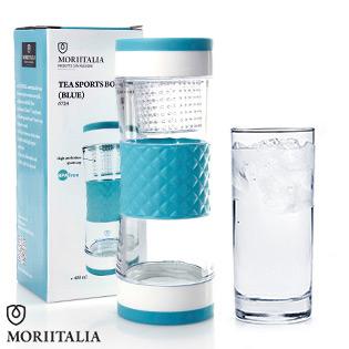 Bình nước thể thao và uống trà Moriitalia 6724