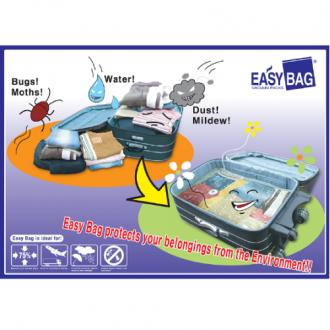 Bộ túi hút chân không+máy hút bụi mini ILO