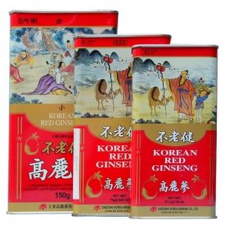 Hồng Sâm Hàn Quốc củ khô 300g (tạm hết hàng)