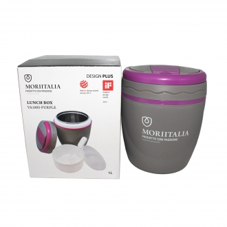 Hộp cơm giữ nhiệt Moriitalia 1.2 lít VA120S-P
