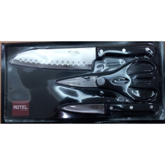 Bộ dao Rotel 3 món- ( Hết hàng)