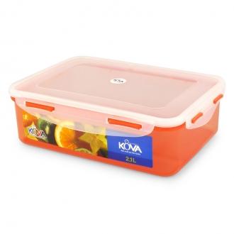 Hộp đựng thực phẩm sắc màu Kova 2.1L Đỏ