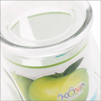 Hũ thủy tinh đựng gia vị KoVa 600ml - ảnh 2