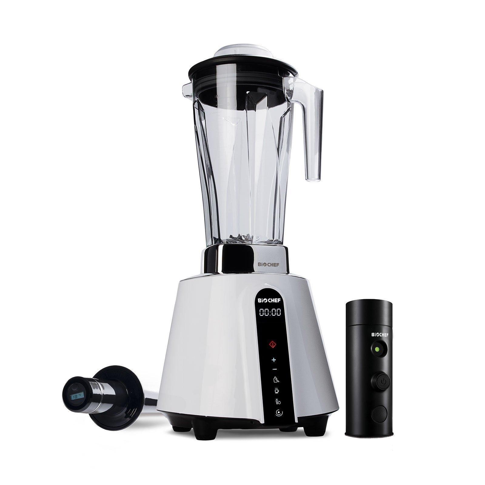 BioChef Living Food Vacuum Blender