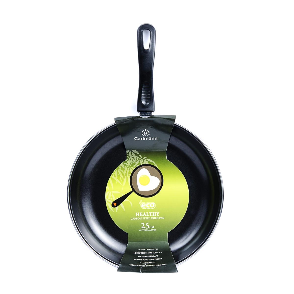 Chảo Chống Dính 25cm Carlmann CM008280 - ảnh 1