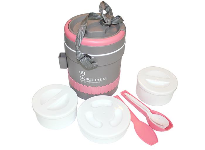 Hộp cơm giữ nhiệt Moriitalia 2.4 Lít - VS240 - ảnh 1